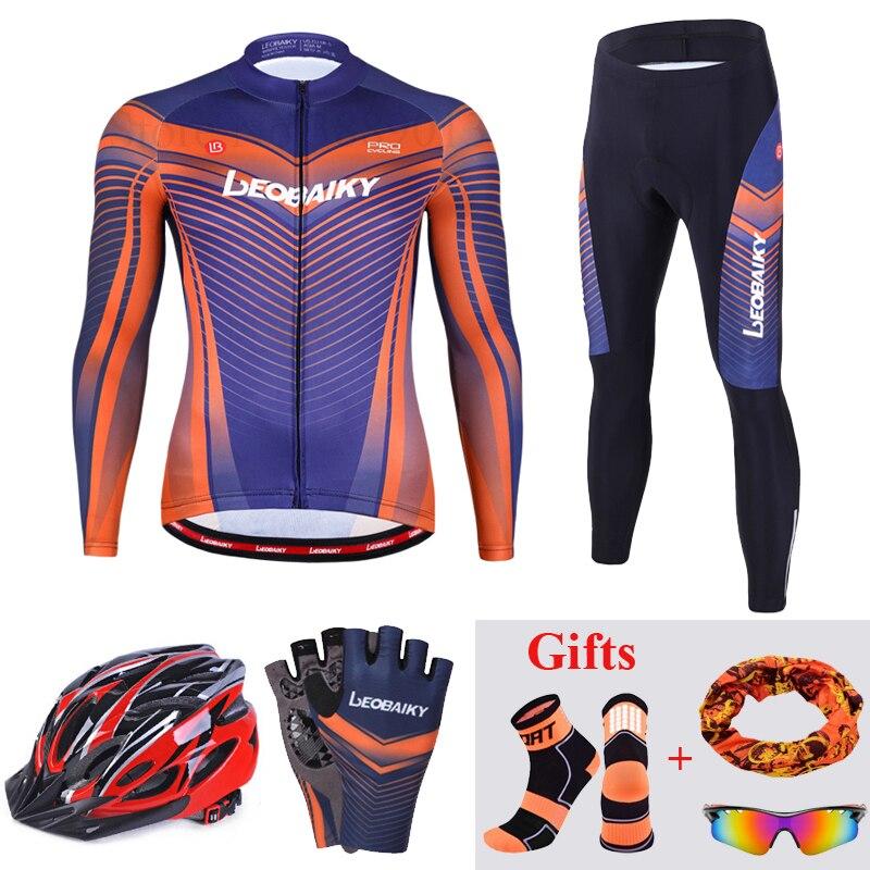 Одежда для велоспорта, мужская летняя одежда с длинным рукавом, профессиональная командная форма для шоссейного велосипеда, велосипедная о...