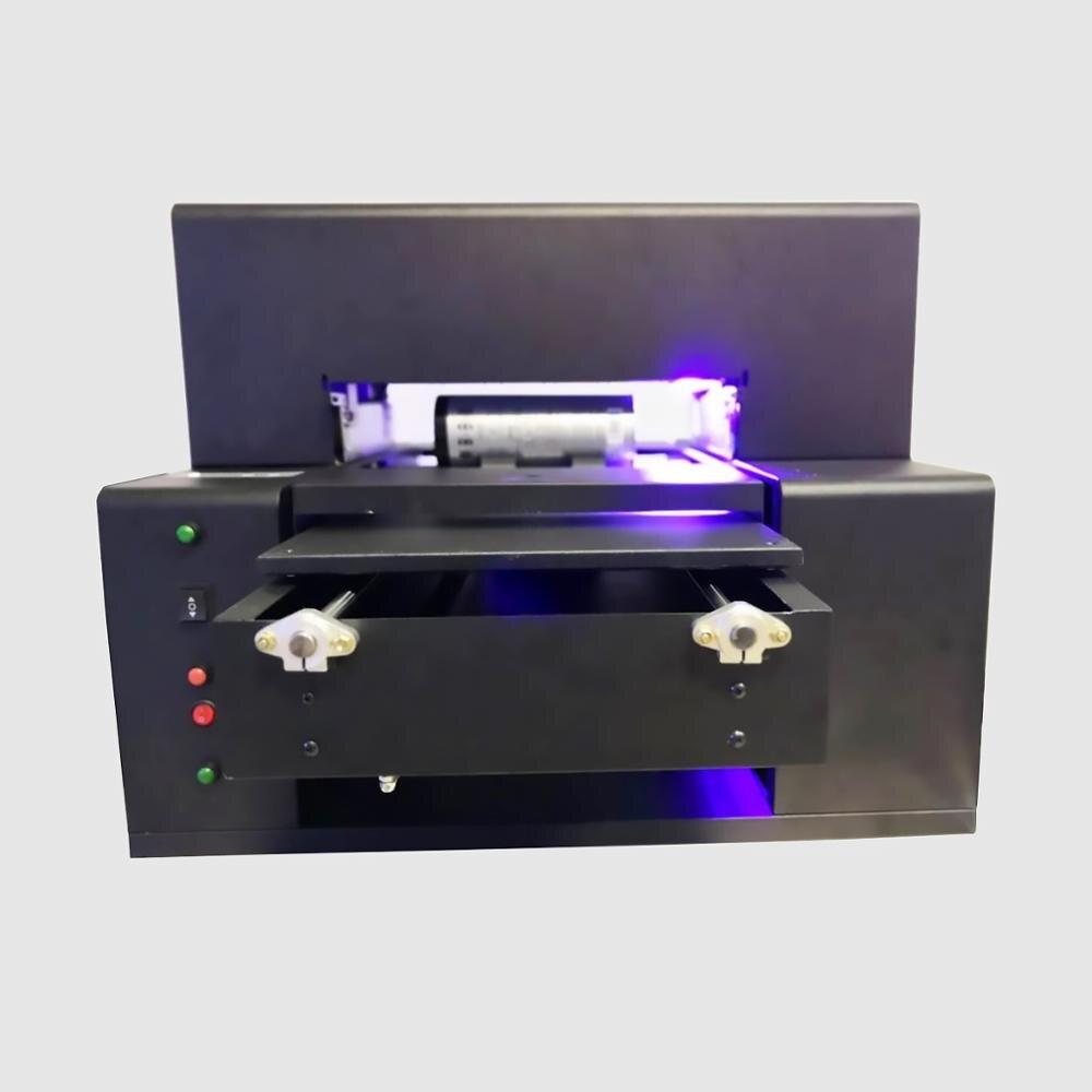 Smart A3 Led Uv Flatbed Printer Phone Case Printer Multifunction Inkket Printer DTG Printer