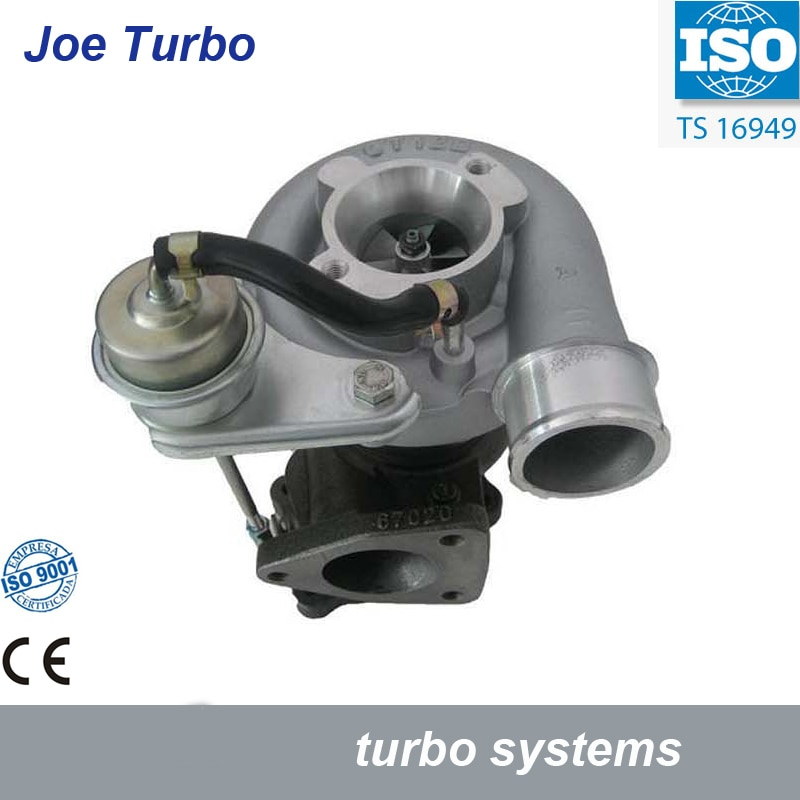 Турбокомпрессор Turbo CT12B 17201-67010 17201-67040 для TOYOTA HI-LUX KZN130 LANDCRUISER TD 1KZ-TE 4-runner 3.0L TD 125HP