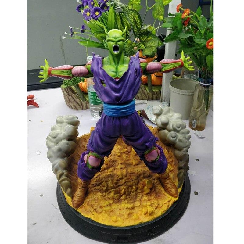 Dragon Ball Piccolo Big Devil Flute GK Statue RESIN Action Figure Collection Model Toy M2874
