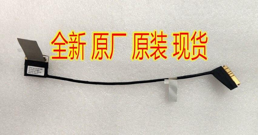 جديد الأصلي ل Thinkpad P1 X1 G3 led lcd lvds كابل 5C10Z39957
