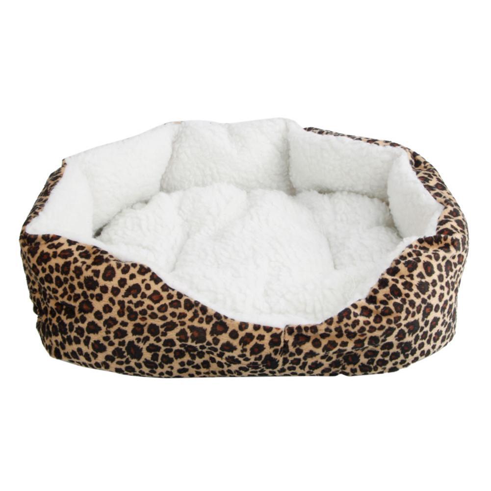 Cama grande para perros y gatos, nido de lana suave, 8 colores,...