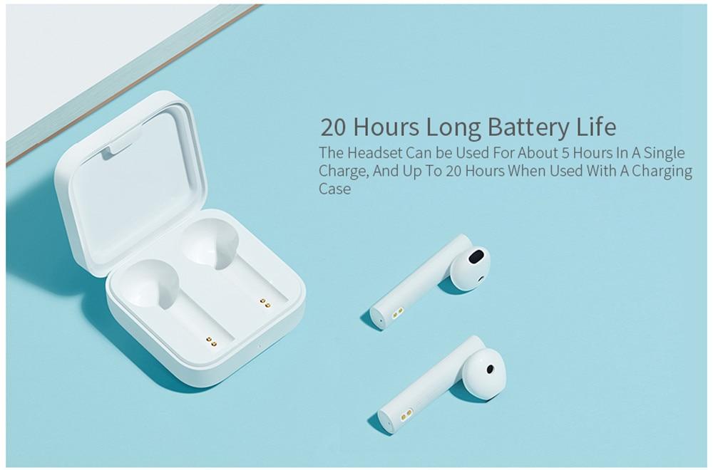 Xiaomi Air2 SE Wireless Bluetooth Earphone TWS AirDots Pro 2SE SBC/AAC Mi True XIAOMI Earbuds 20 Hours Battery Touch Control enlarge