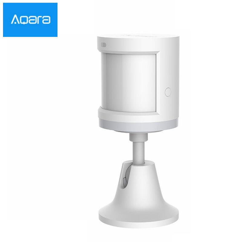 Aqara Human Body Sensor Light Intensity motion Sensors ZigBee wifi Wireless for smart home APP and Homekit