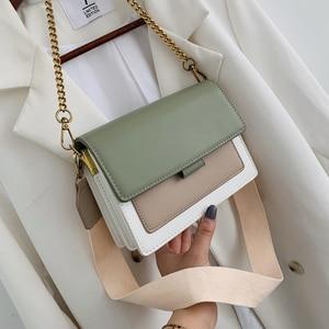 Pathwork PU Leather Crossbody Bags For Women Handbags 2021 Small Flap Ladies Shoulder Messenger Bag Female Purses Evening Clutch