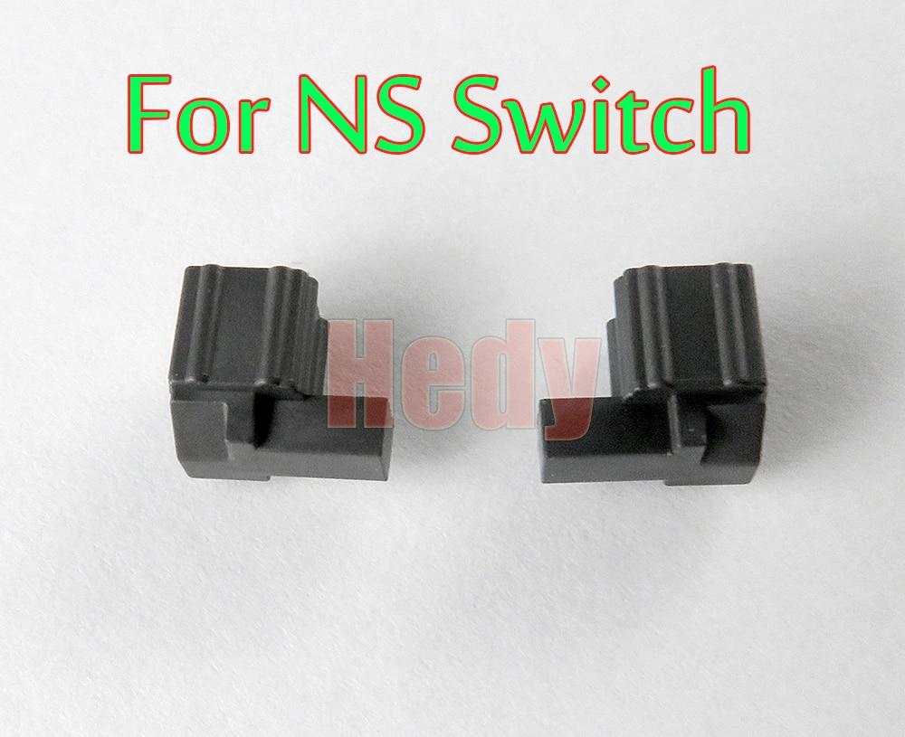 200 قطعة من البلاستيك الأصلي قفل مشبك ل نينتندو سويتش NS NX JoyCon استبدال إصلاح أجزاء Joy Con فضفاض إصلاح مشبك قفل