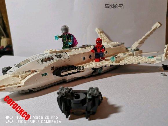 11315 Супер Герои серии 76130 528 + шт/набор строительные блоки детские игрушки для детей подарок