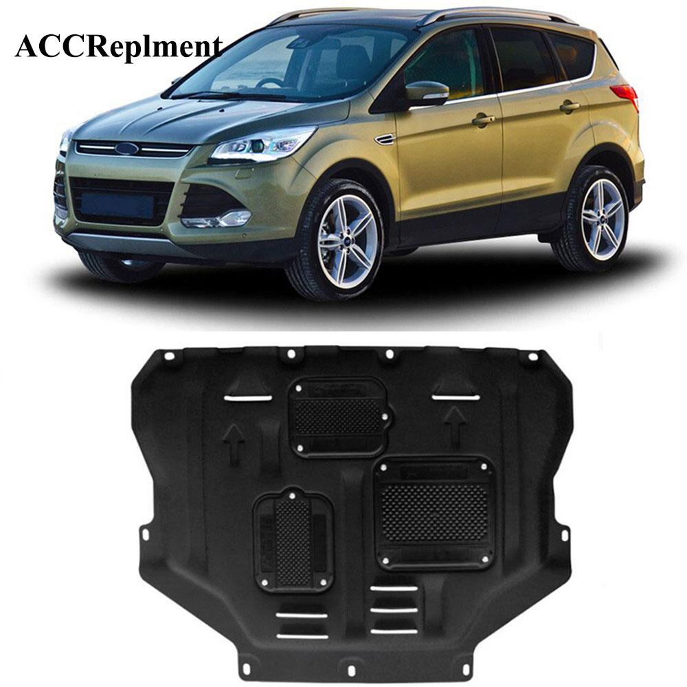1 Uds para Ford Kuga Escape motor Splash Guards escudo guardabarros 2013-2018