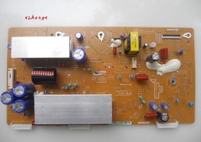 الأصلي S43AX-YB01 شاشة Y مجلس LJ92-01854A LJ41-10136A