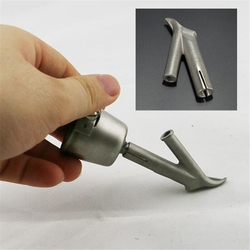 Speed Welding Nozzle 8mm Triangular Shape/5.2mm Round Shape For Plastic Welder Welding & Soldering Supplies