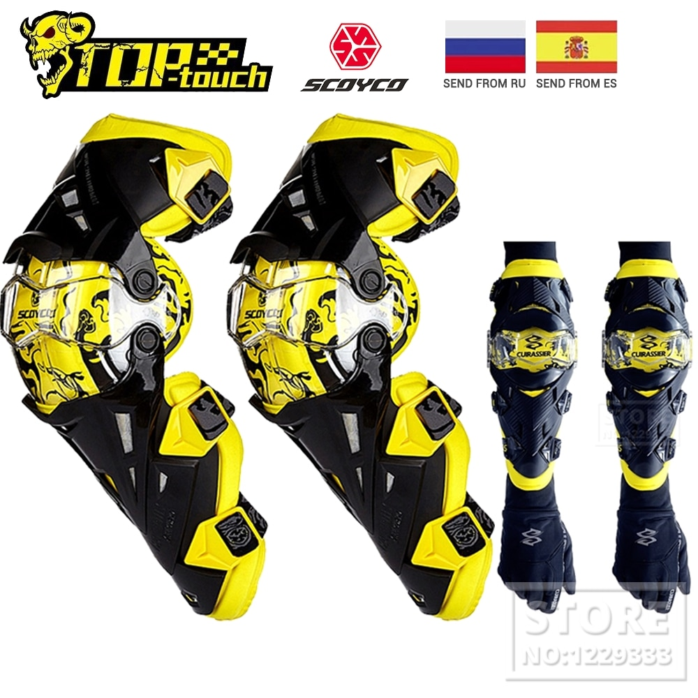 AliExpress - Motorcycle Elbow Protector Motocross Off-Road Racing Riding Elbow Pads Dirt Bike Protection Motorcycle Knee Pads Equipement Moto