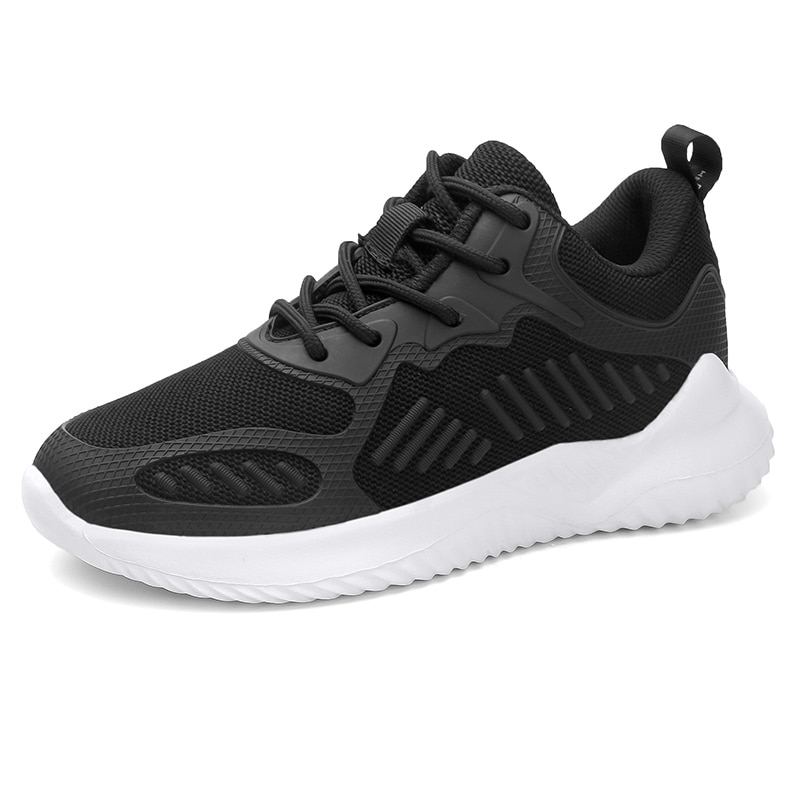 Summer breathable mesh shoes men's shoes sports leisure running shoes mesh shoes trend net red fly woven running shoes