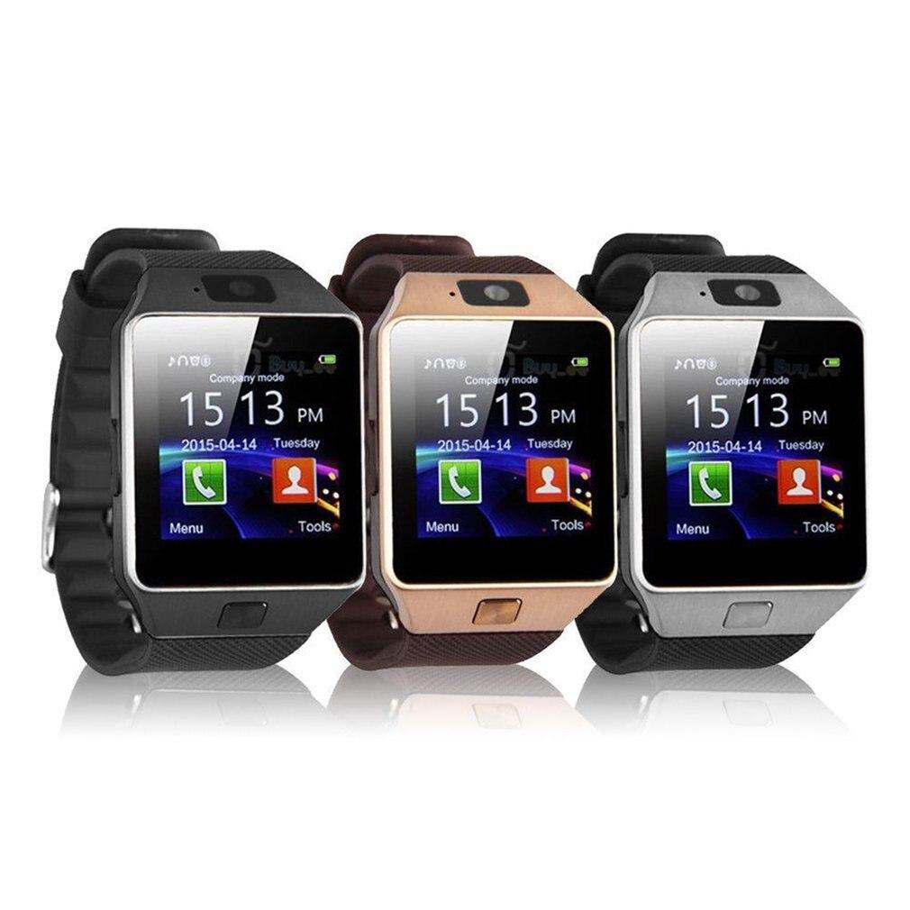 Новые умные часы DZ09, умные часы с поддержкой TF-карты, SIM-камеры, спортивные наручные часы с Bluetooth для телефонов Samsung, Huawei, Xiaomi, Android
