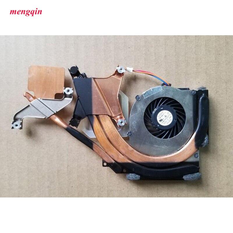 حاسوب نوت بوك لينوفو thinkbadt410s وحدة المعالجة المركزية مروحة بالوعة حرارية بطاقة رسومات مستقلة جديد أصلي 60Y5145