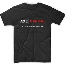 Axe capital t camisa bobby axelrod fã inspirado t