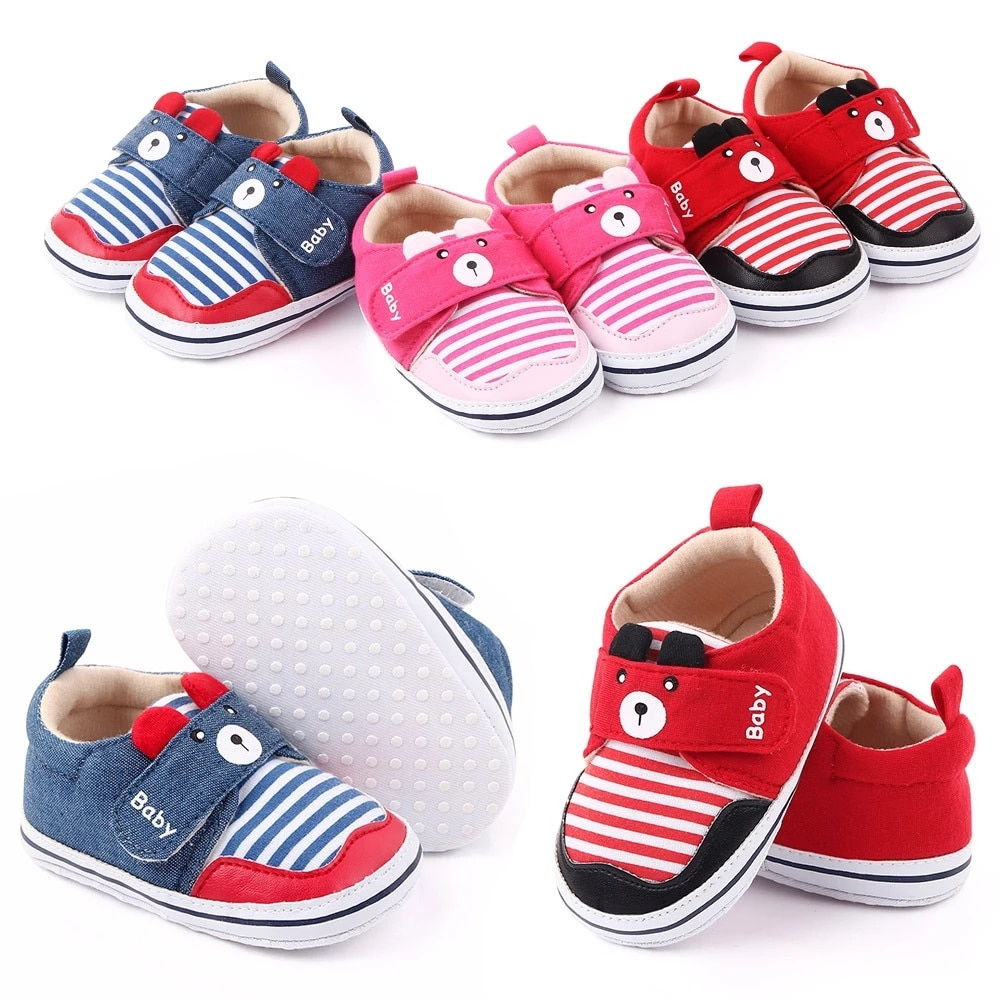 Baby Shoes Anti-slip Soft Sole Baby Girl Shoes    First Walking Baby Girl Shoes
