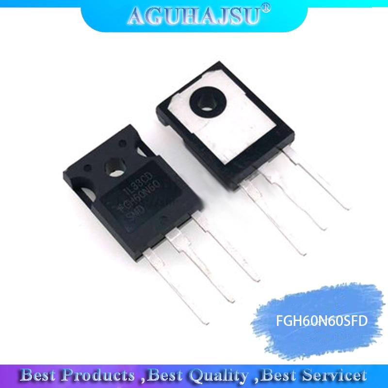 1 pçs/lote FGH60N60SFD FGH60N60 120A 60N60 IGBT 600V 378W PARA-247