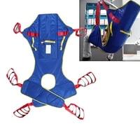 medical full body paralyzed patient transfer belt lift household lift sling drive adjustable rehabilitation move strip for elder