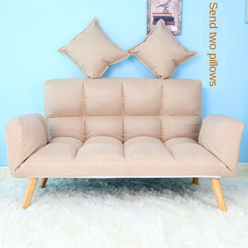 Sofá cama plegable para sala de estar, pequeño, Tatami doble, arte, ocio,...