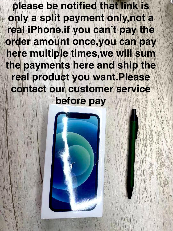 Перейти на Алиэкспресс и купить Разделенная ссылка на оплату для iPhone