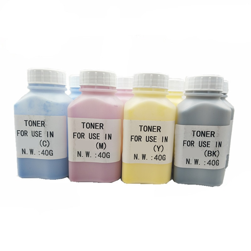 Recarga de Kits de polvo de tóner láser de Color Laserjet Pro 3600 MF8450 y cartuchos relacionados H6470A Q6470A Q6473A impresora láser