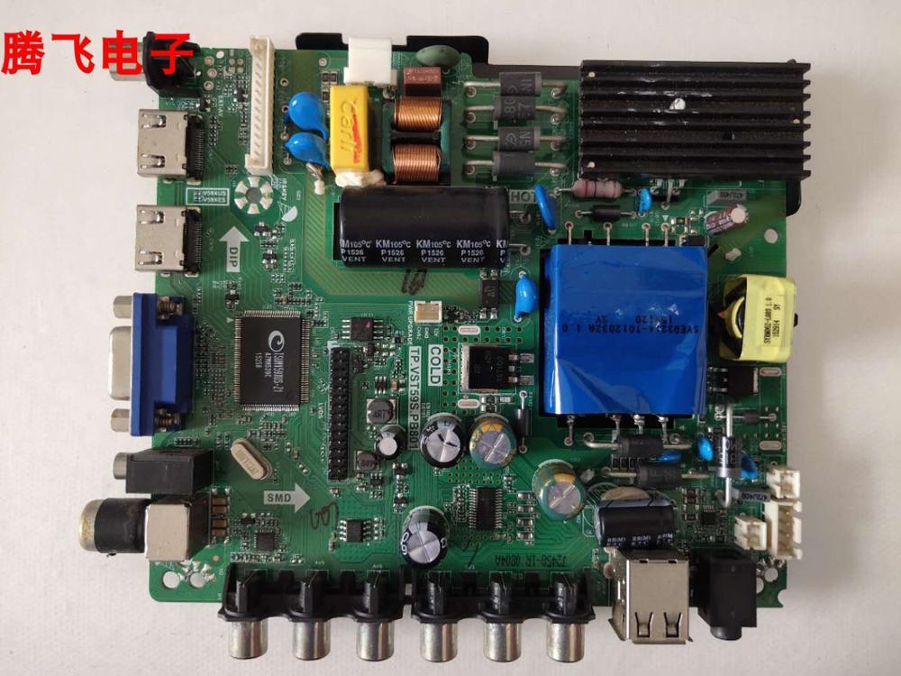 Placa base de circuito Original placa lógica LCD TV TP.VST59S.PB716/PB726/PB801 placa base Trinity TV