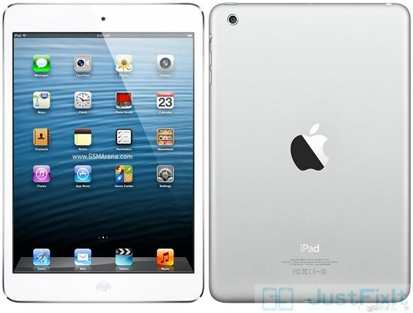 """Apple-ipad mini 1. 2 ipad mini 2 7.9 """", 16gb, prata e preto"""
