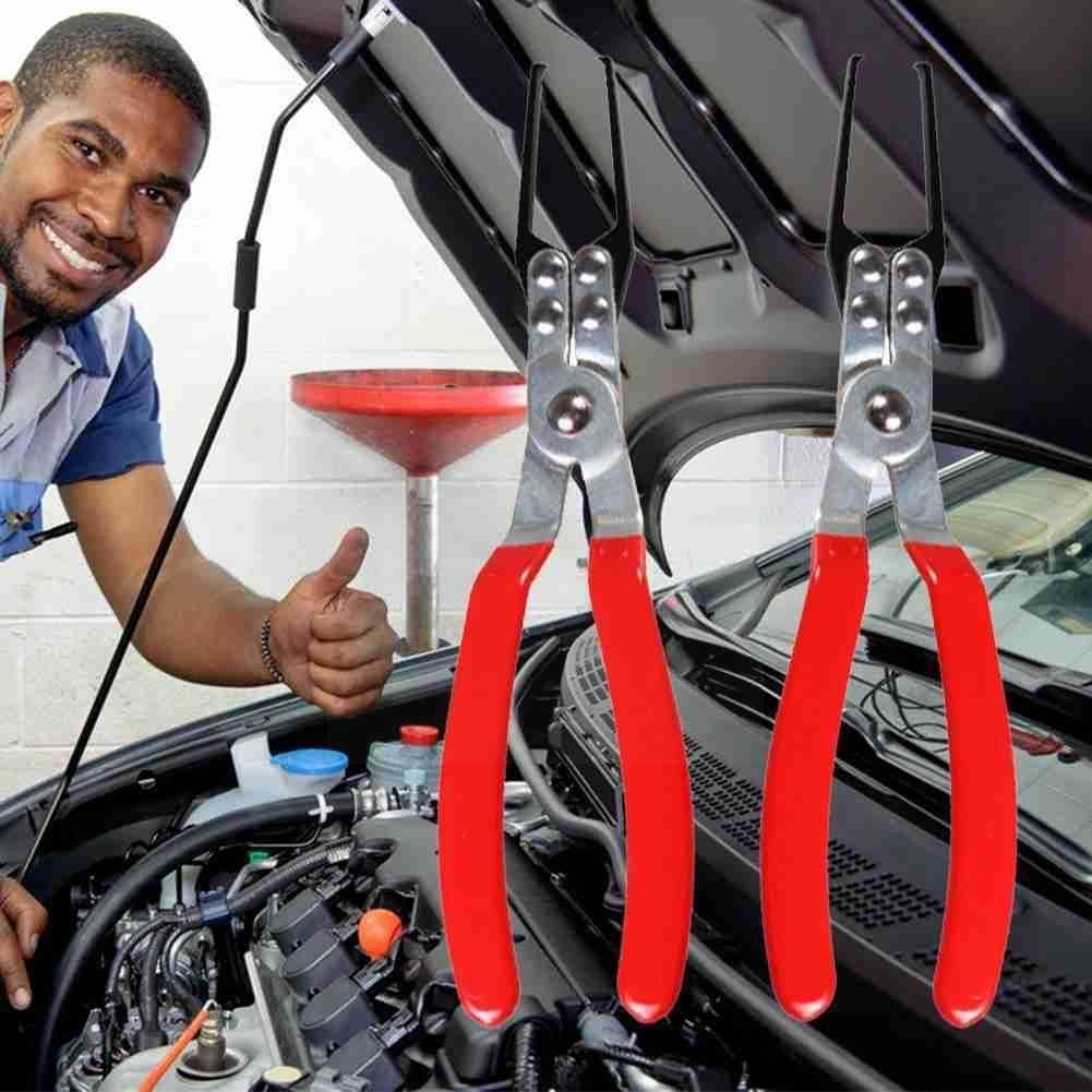 Автомобильное реле Разборка Зажим предохранитель съемник автомобильный зажим ремонт автомобиля для Volkswagen Ручные плоскогубцы Toyota инструме...
