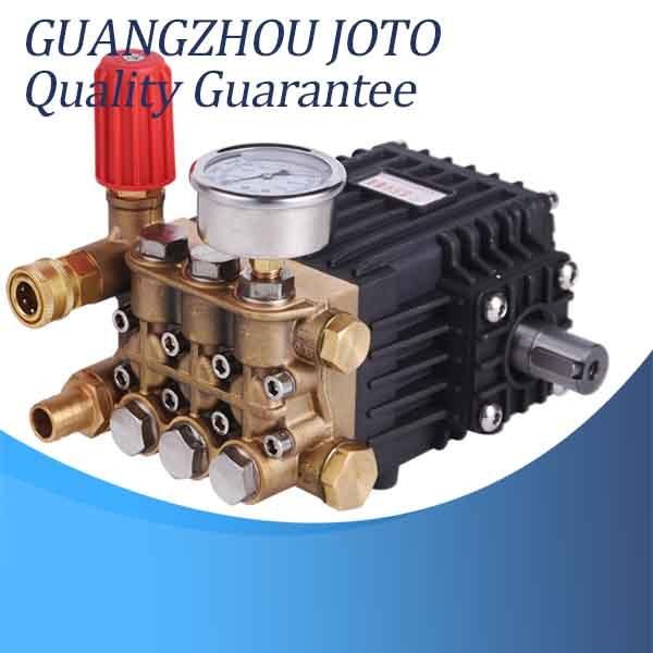 100-300BAR  24mm Shaft All Copper Commercial Plunger Water Pumps Car Wash Pump Head