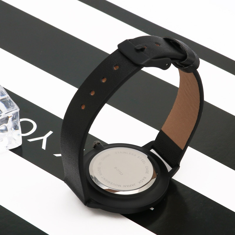 lady watch skeleton strap unique design strap hot sale no logo enlarge