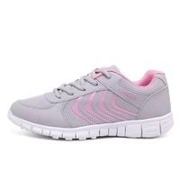 wujie womens shoes 2020 new fashion lightweight breathable mesh white shoes women casual shoes women sports shoes fast delivery