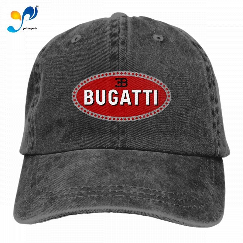 Мужская индивидуальная Удобная шапка Bu-ga-tti с логотипом машины 2, модные бейсболки темно-синего цвета