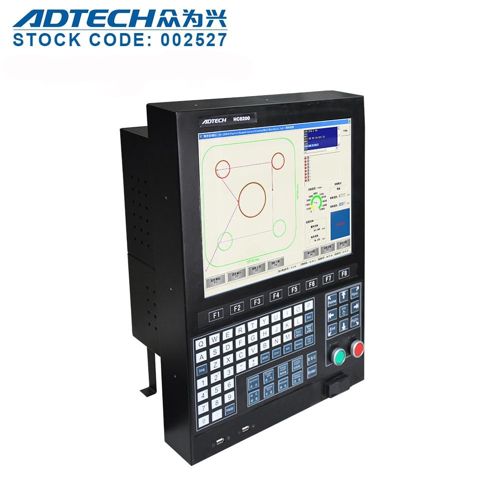 ADTECH ADT-CNC4960 6-محور عالية الصف طحن CNC تحكم