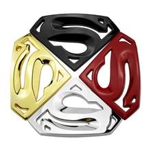 Metal 3D 3M Chrome Auto Logo Badge Metal Car Sticker Emblem Motorcycle Stickers Car Styling Accessor