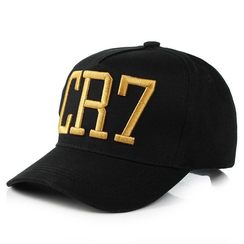 Gorra de béisbol con bordado CR7, gorra de béisbol C Ronald, sombrero para el verano al aire libre para hombre, gorra de baile callejero Ms. Hip Hop, gorras Snapback