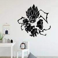 Autocollant mural Wukong a la mode  decoration pour la maison  en vinyle  accessoires pour la maison