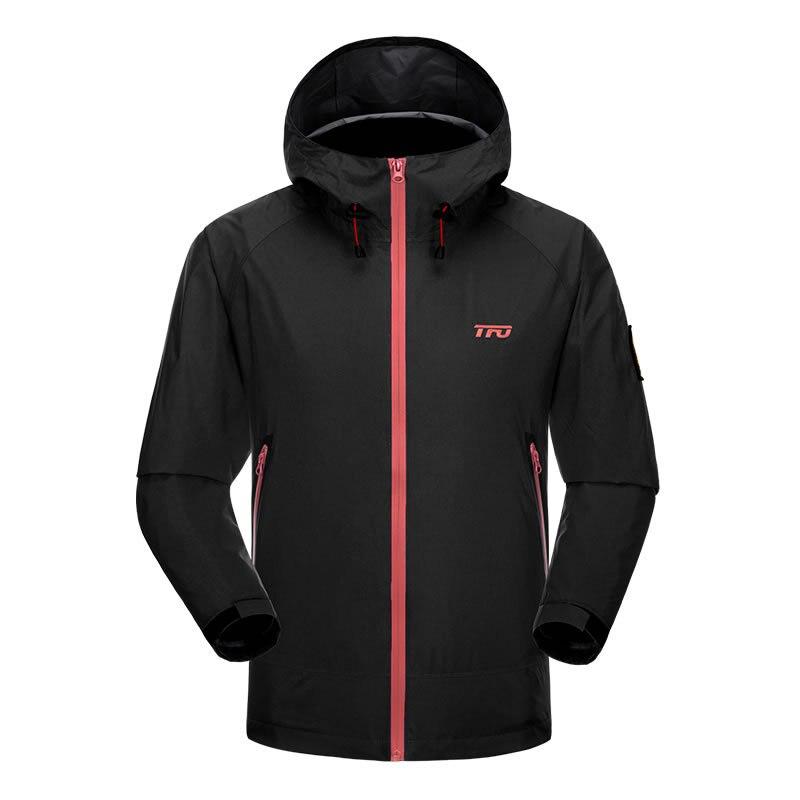 Equipment Ski Clothes Suit Race Coat Waterproof Ski Jacket Men Snowboard Snow Suit Clothes Ski De Fond Protective Gear BJ50HX