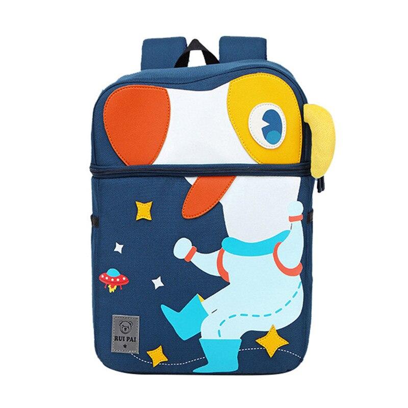 Children Bag Cute Cartoon Kids Bags Kindergarten Preschool Backpack For Boys Girls Baby School Bags 3-6 Years Old