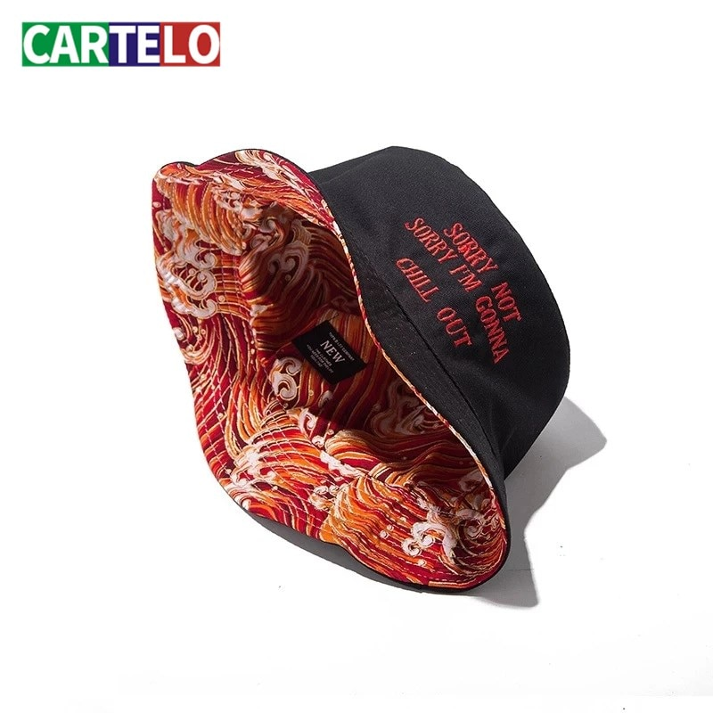 bucket hat women spring panama cap sun summer beach wide brim climbing holiday outdoor accessory CARTELO Holiday Beach Outdoor Flat Cap Male Floral Sun Hat Fishing Hats Hip Hop Panama Cap Women Hat Caps Summer Men Bucket Hat