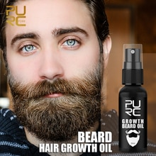 Reine Bart Wachstum Öl Männer Anti Haarausfall Wachsen Schnurrbart Essenz Öl Dicker Vollere herren Bart Haar Extension Pro 30ml