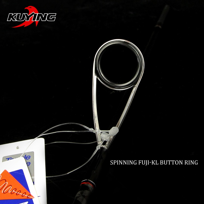 KUYING Conqueror 1.98m 2.0m 2.07m Fast Action Casting Spinning Fishing Lure Rod Carbon Pole 2 Sections Bass Master Hard Soft enlarge