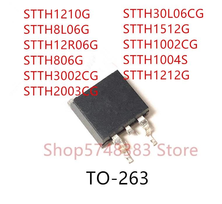 10-uds-stth1210g-stth8l06g-stth12r06g-stth806g-stth3002cg-stth2003cg-stth30l06cg-stth1512g-stth1002cg-stth1004s-stth1212g-a-263