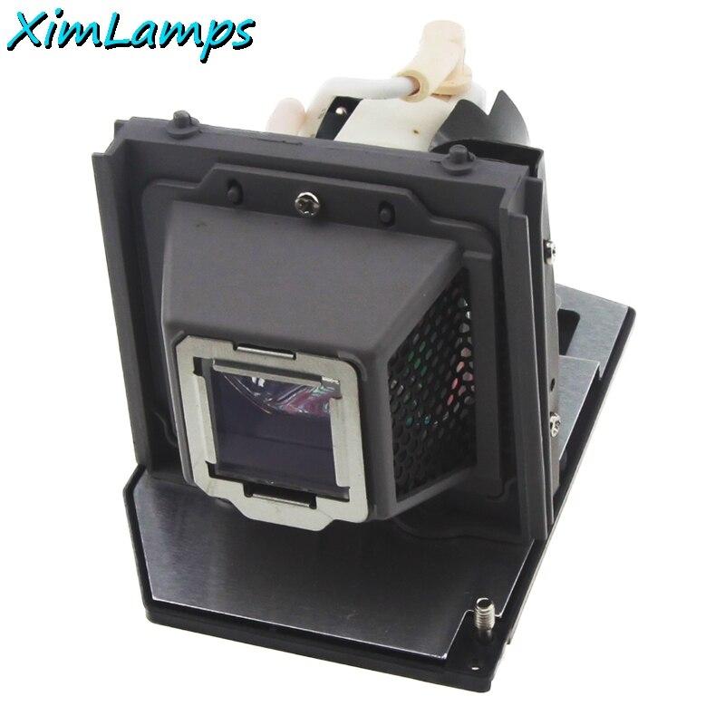 Lámpara de proyector de repuesto con carcasa L1720A para HP mp3220/mp3222 180 días de garantía