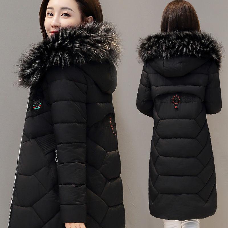 معطف النساء الفراء مقنعين مبطن الشتاء البخاخ سترة دافئة طويلة معطف الإناث بلوزات فضفاضة موضة سترة معاطف ملابس خارجية ملابس الثلوج