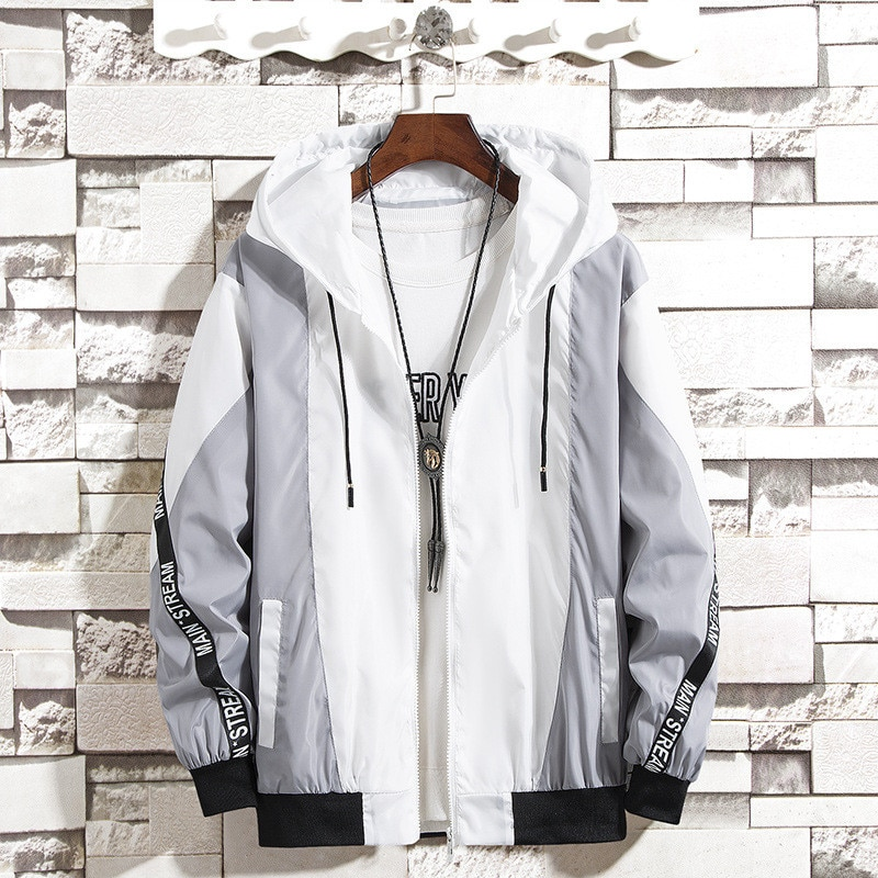 Ymwmhu Camouflage Loose Jacket Men Autumn and Spring Fashion Jackets Fall 2021 Military Men Coats New Trend Casual Outwear