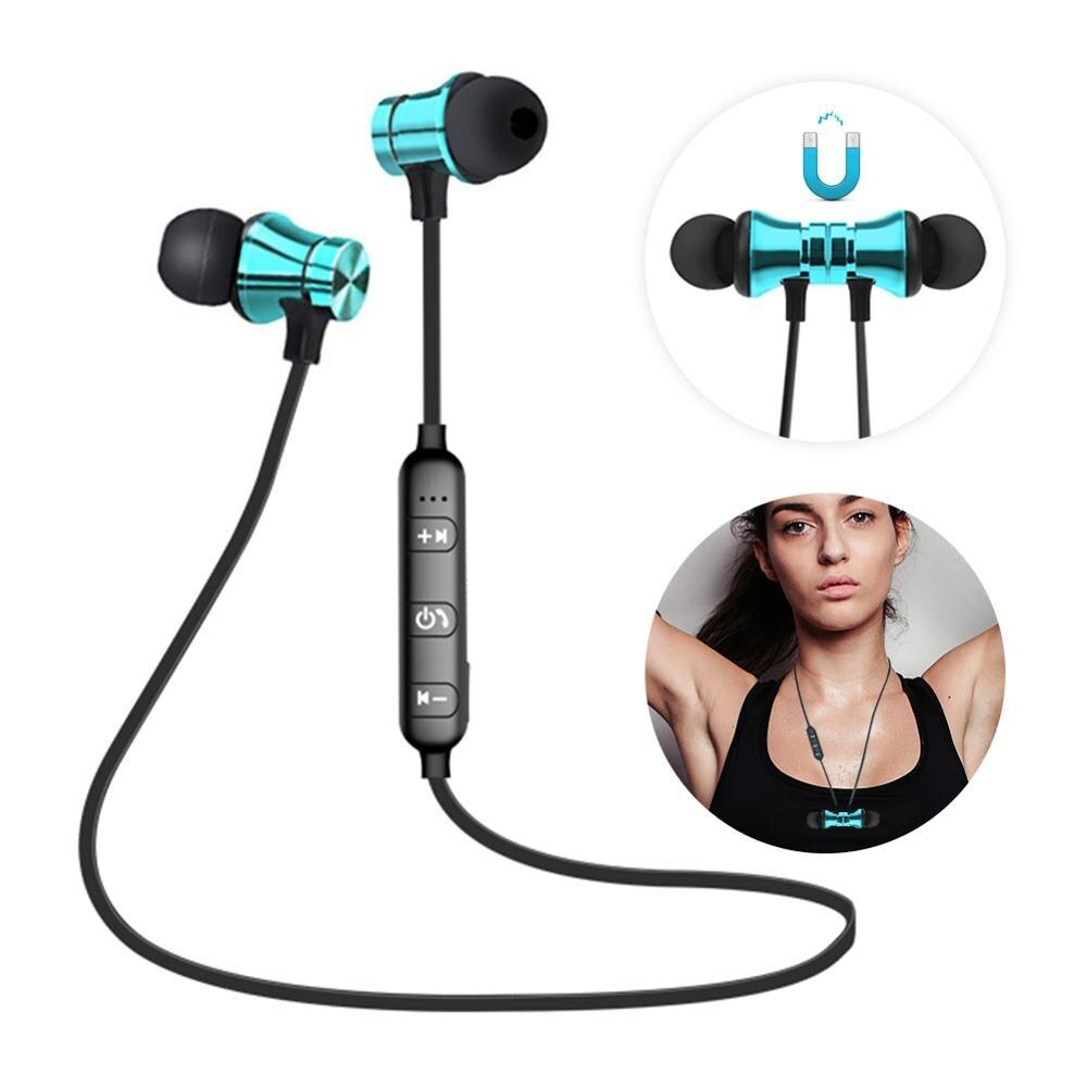 Écouteurs magnétiques sans fil Bluetooth Sport écouteur stéréo magnétique Fone De Ouvido pour IPhone Xiaomi Huawei honneur Samsung Redmi
