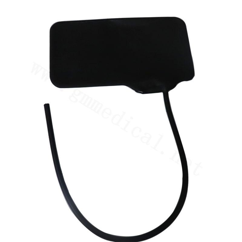 Blood pressure cuff bladder single/dual tube emulsion material 220mm*120mm.