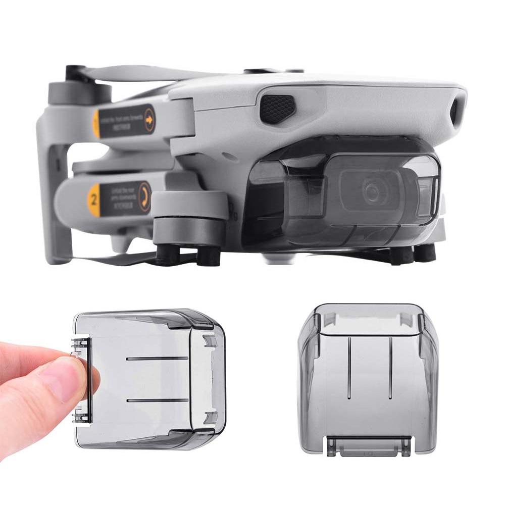 Tapa Protectora de lente para DJI MAVIC MINI Drone cámara a prueba de polvo cardán soporte fijo cubierta de montaje sol lentes de sombra accesorios de capucha