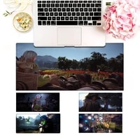 new products black desert online gaming mouse pad gamer keyboard maus pad desk mouse mat game accessories for overwatch