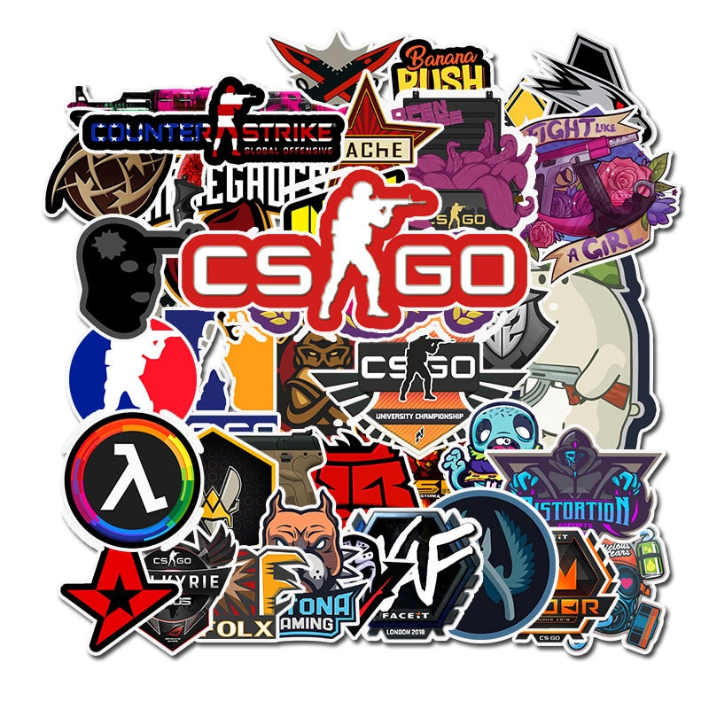 10-50-unids-pack-cs-ir-anime-calcomanias-de-juego-monopatin-bicicleta-portatil-pared-guitarra-equipaje-divertido-cool-graffiti-pegatinas-de-juguete-para-ninos